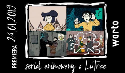 Animowany film o Marcinie Lutrze