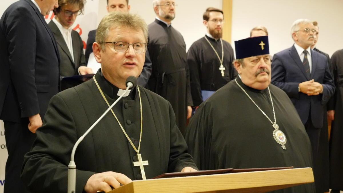 Ekumeniczne Spotkanie Noworoczne Polskiej Rady Ekumenicznej