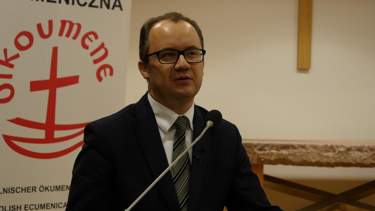 Ekumeniczne Spotkanie Noworoczne Polskiej Rady Ekumenicznej - dr Adam Bodnar, Rzecznik Praw Obywatelskich