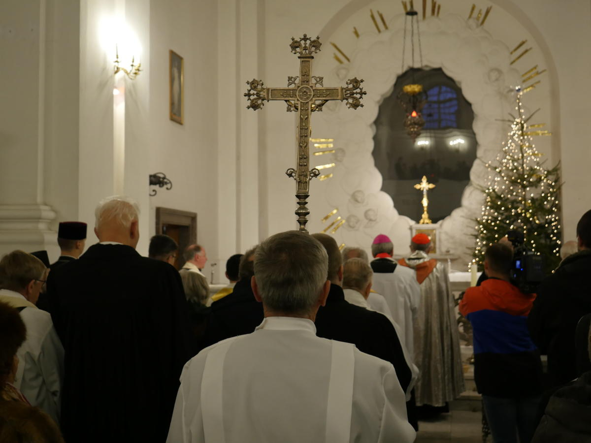 Centralne Nabożeństwo Ekumeniczne w Warszawie (2019)
