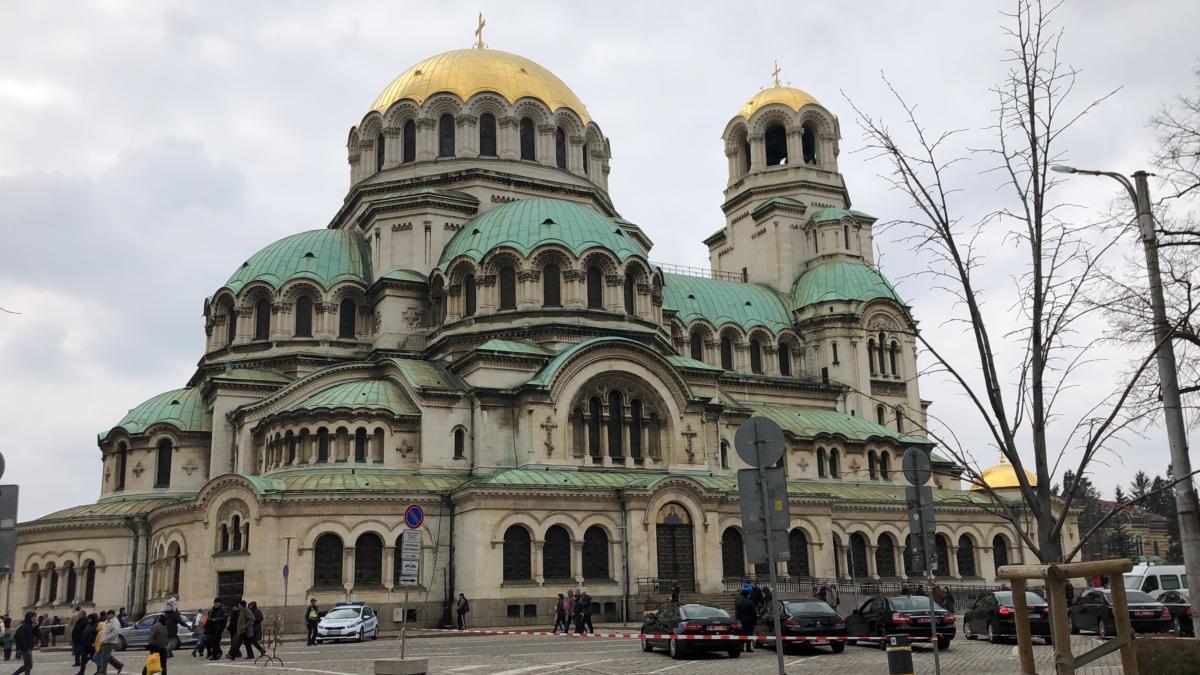 Patriarszy Sobór św. Aleksandra Newskiego w Sofii