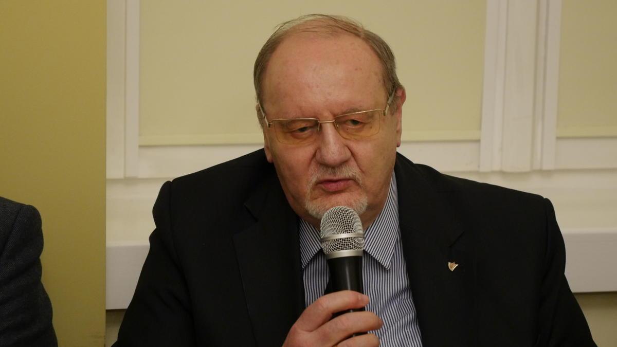 ks. dr Edward Puślecki - promocja książki