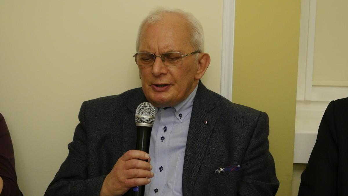 prof. dr hab. Karol Karski