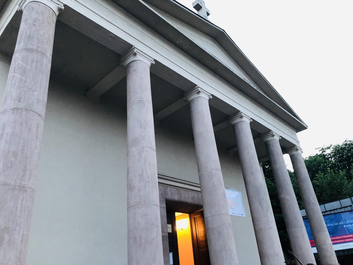 kościół ewangelicko-reformowany w Łodzi
