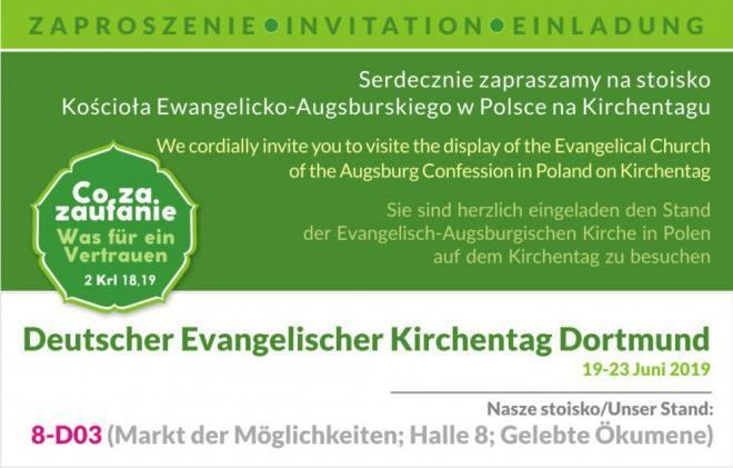 37. Ewangelickie Dni Kościoła -