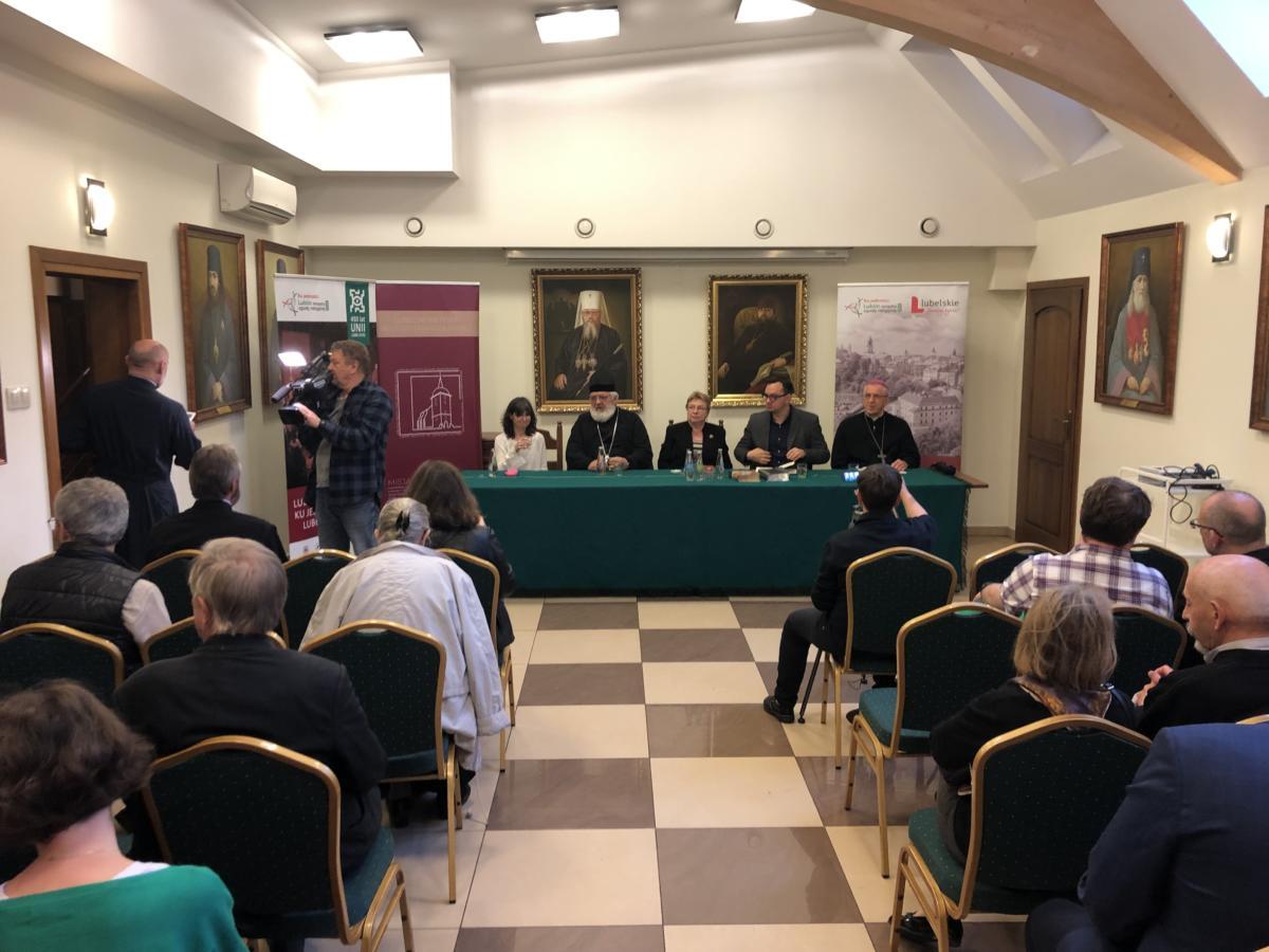 Promocja Biblii Ekumenicznej w Lublinie