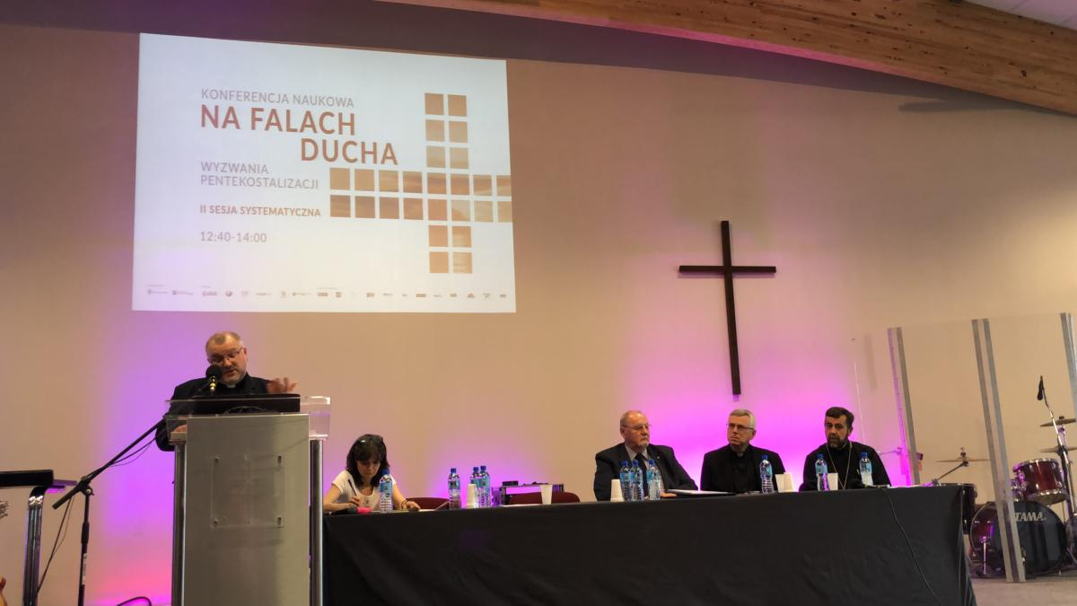 Na Falach ducha - ekumeniczna konferencja naukowa