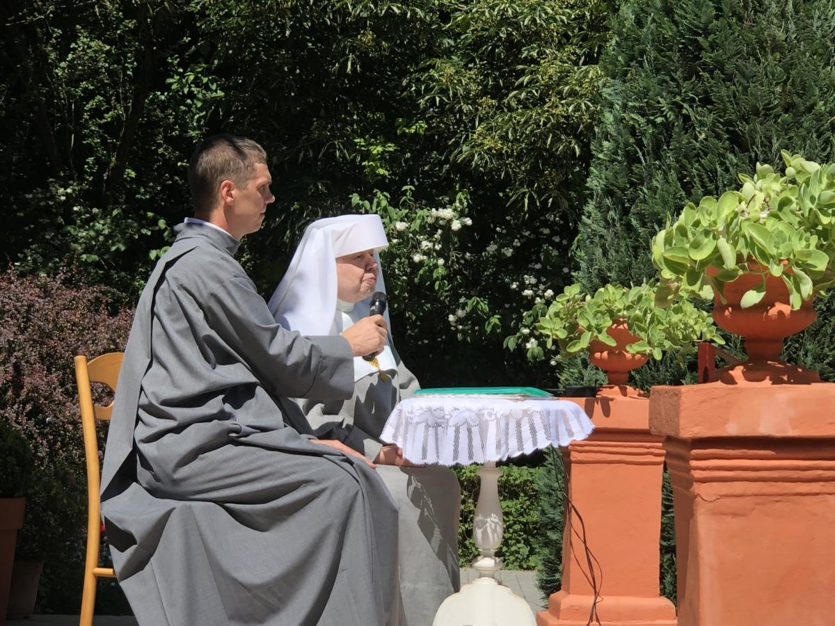 Zesłanie Ducha Świętego - uroczystości Kościoła Katolickiego Mariawitów w Felicjanowie 2019