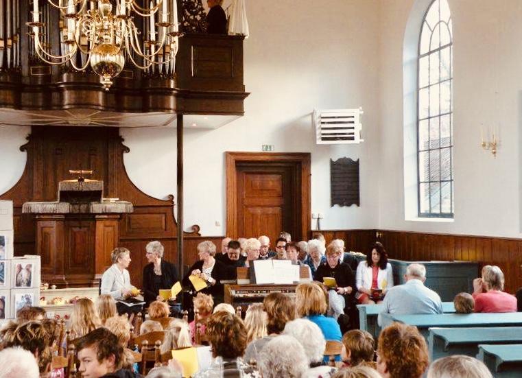 zbór mennonicko-reformowany w Holandii