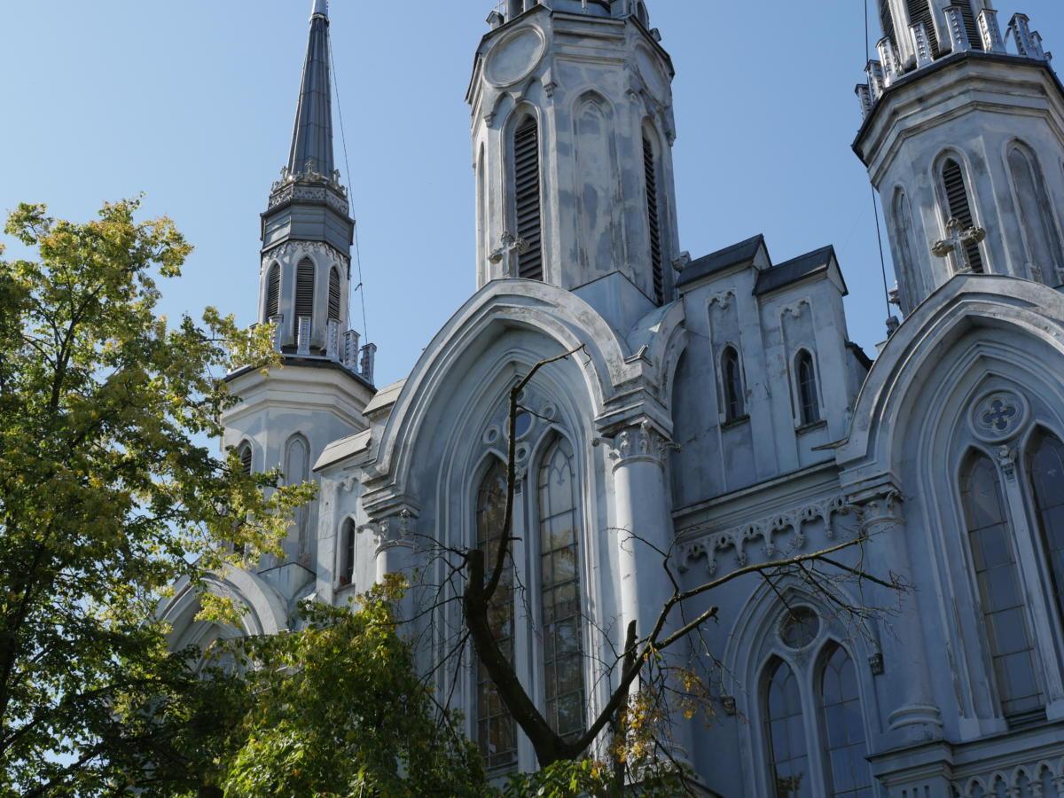 Świątynia Miłosierdzia i Miłości w Płocku