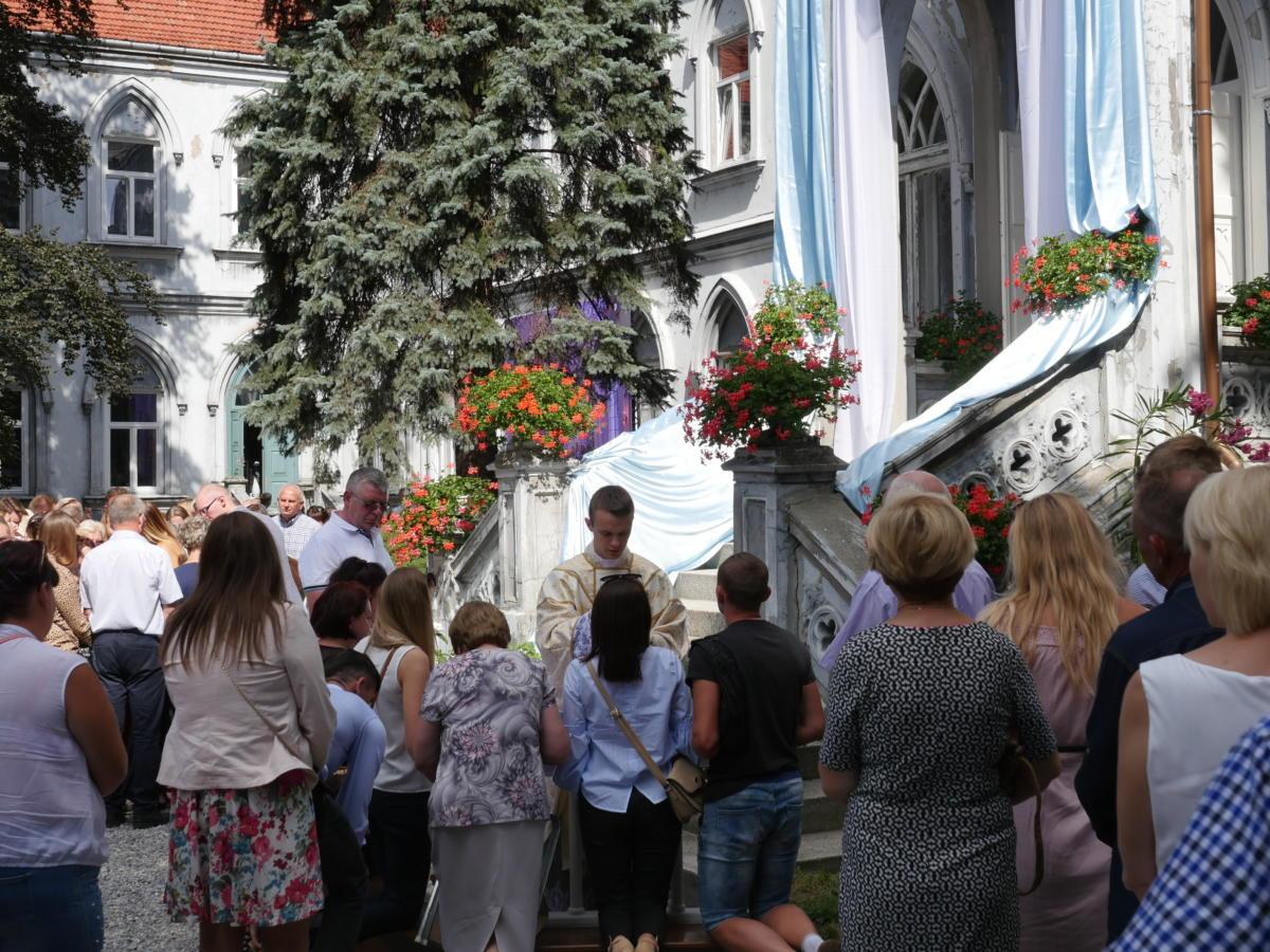 Świątynia Miłosierdzia i Miłości w Płocku - obchody Wniebowzięcia NMP 15 sierpnia 2019 r.9