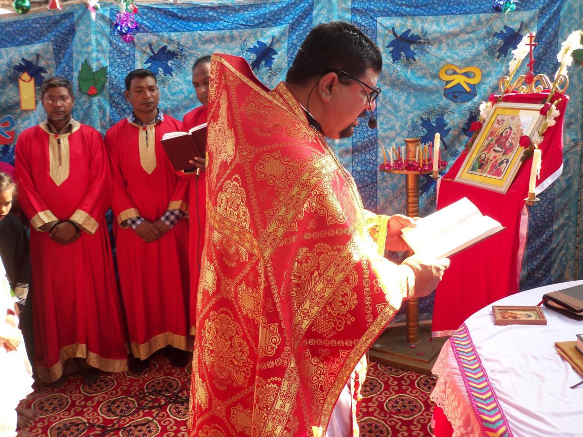 wspólnota prawosławna Rosyjskiej Cerkwi Prawosławnej w Sargodha (Pakistan)