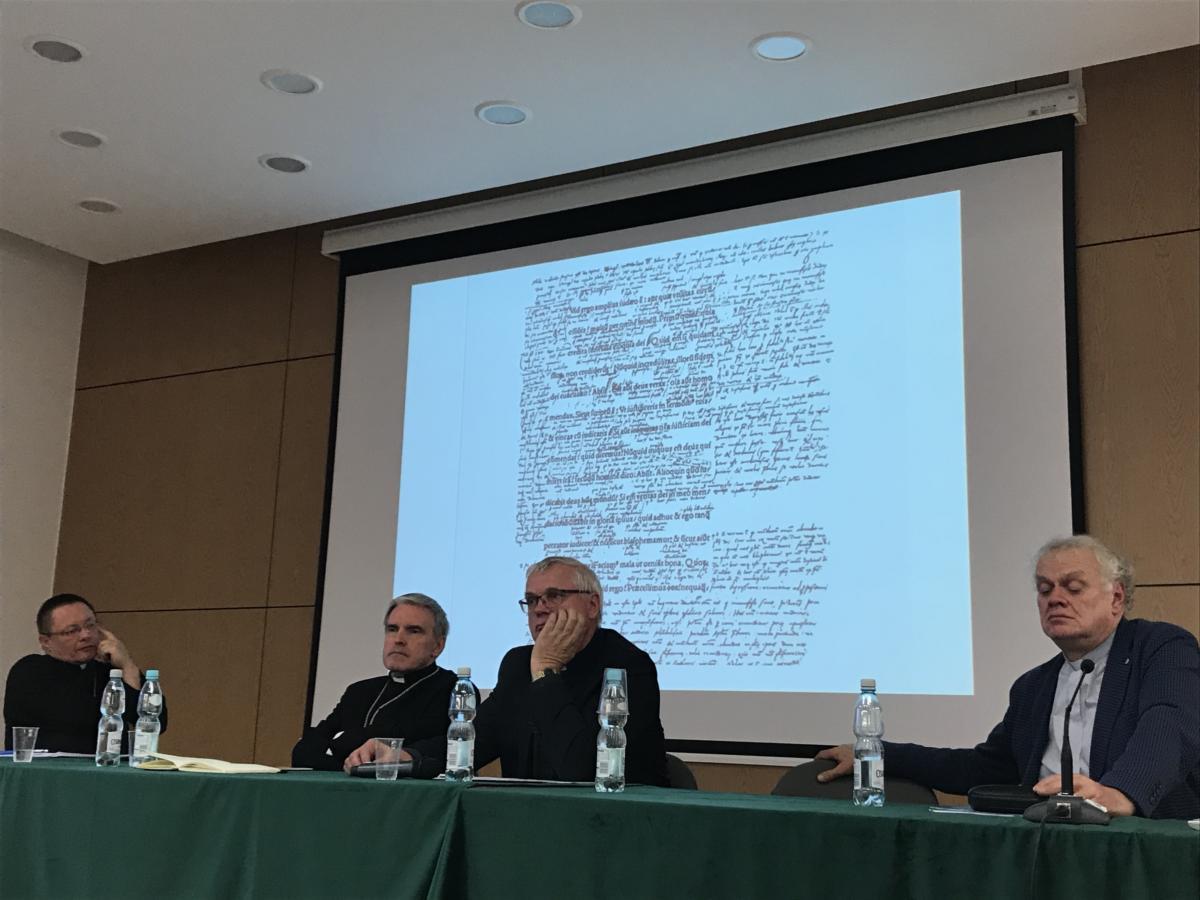 Konferencja KUL - 20-lecie Wspólnej Deklaracji o Usprawiedliwieniu