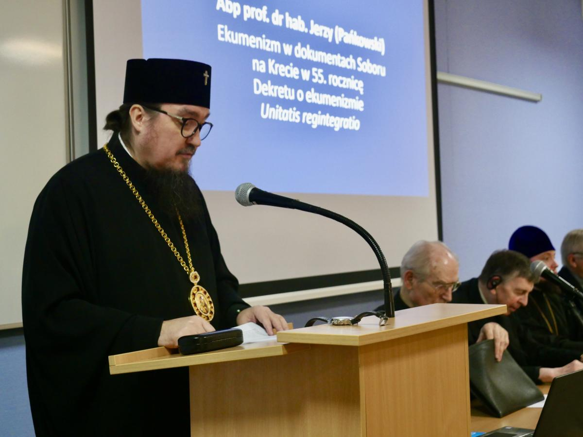 Ekumenizm – formacja – integracja – konferencja w Opolu i Kamieniu Śląskim 20-21.11.2019