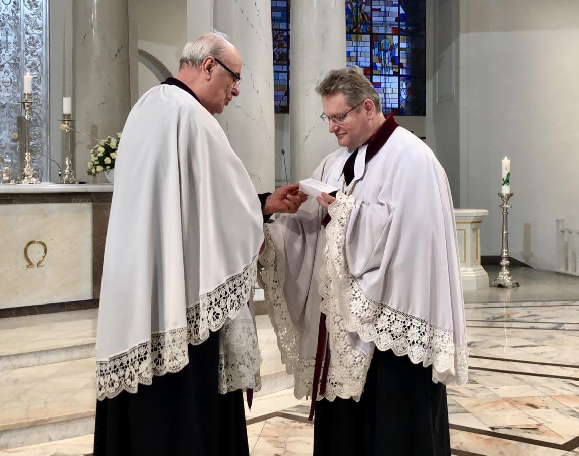 20 lat wspólnego uznawania Sakramentu Chrztu Świętego