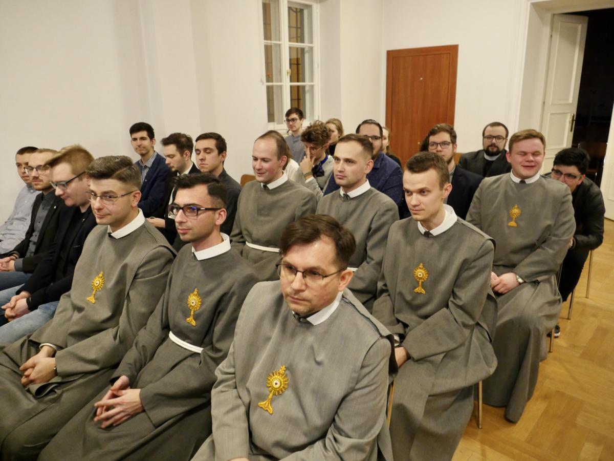 Akademickie Spotkanie Ekumeniczne o świętości