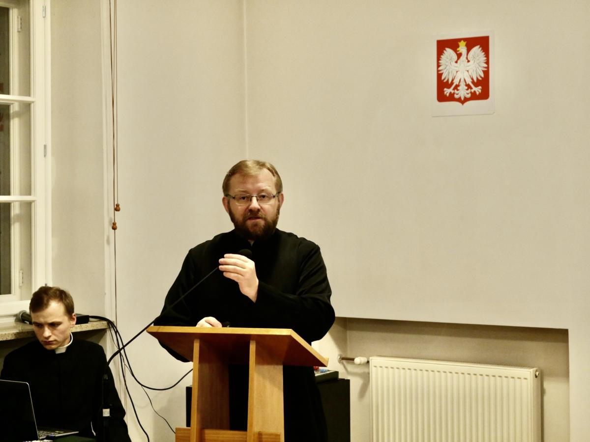 ks. dr Doroteusz Sawicki (PAKP)