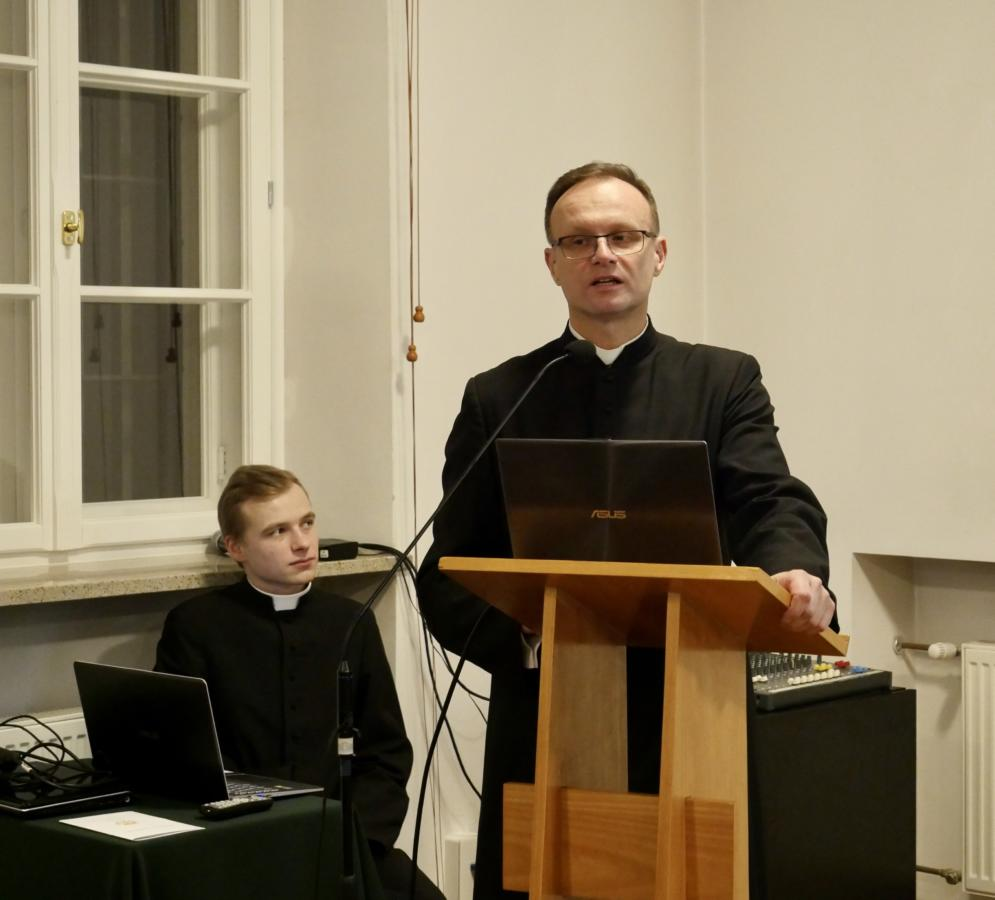 ks. dr Krzysztof Filipowicz