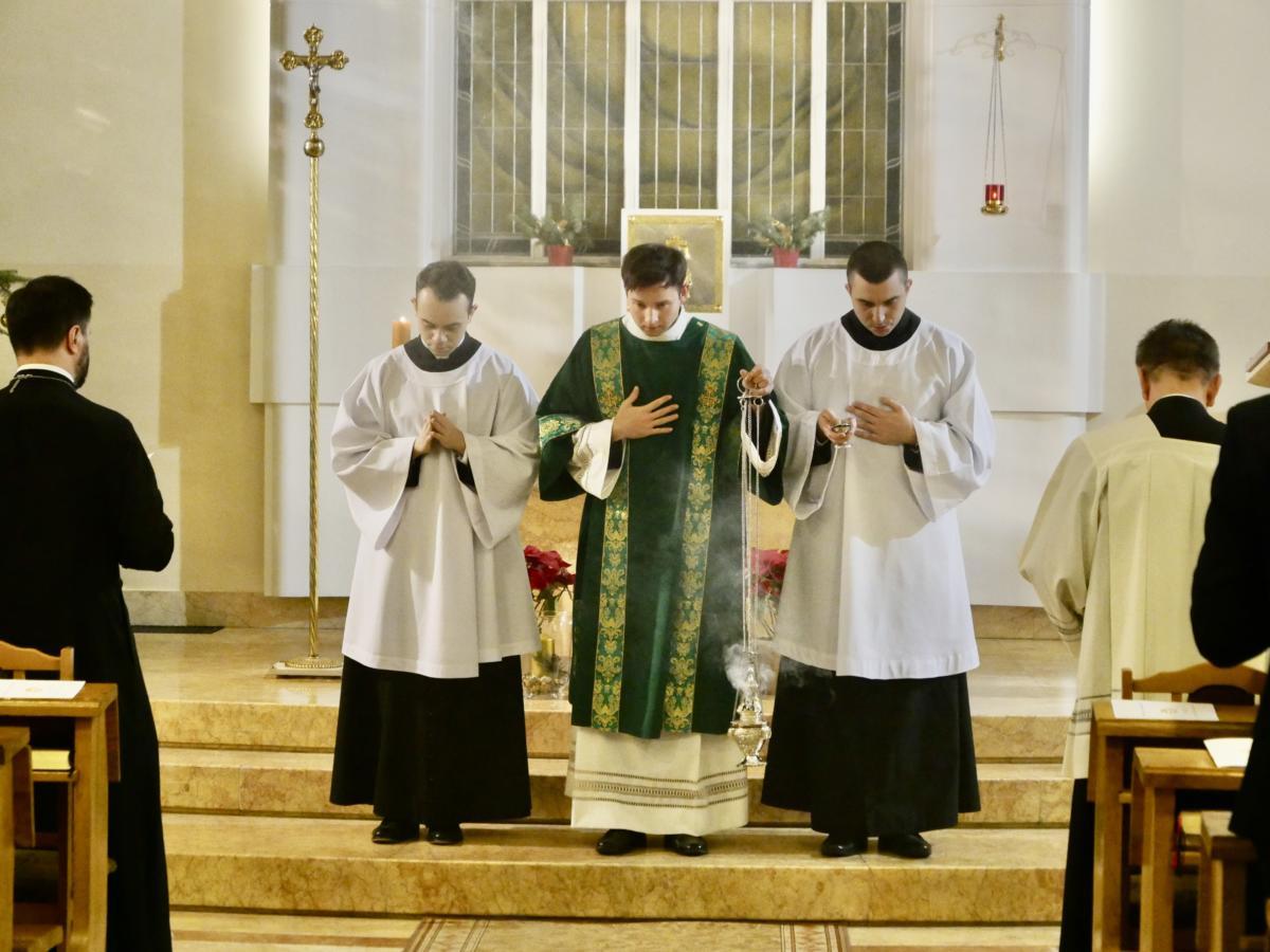 Nieszpory Ekumeniczne - Akademickie Spotkanie Ekumeniczne o świętości