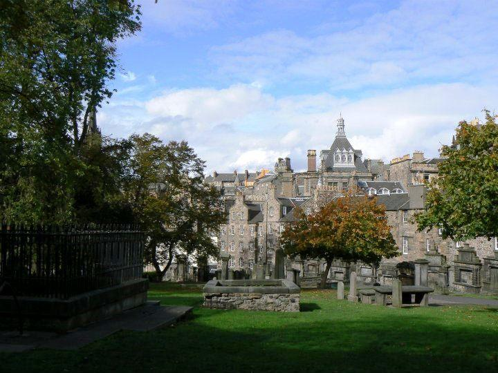 400 lat edynburskiego Greyfriars Kirk