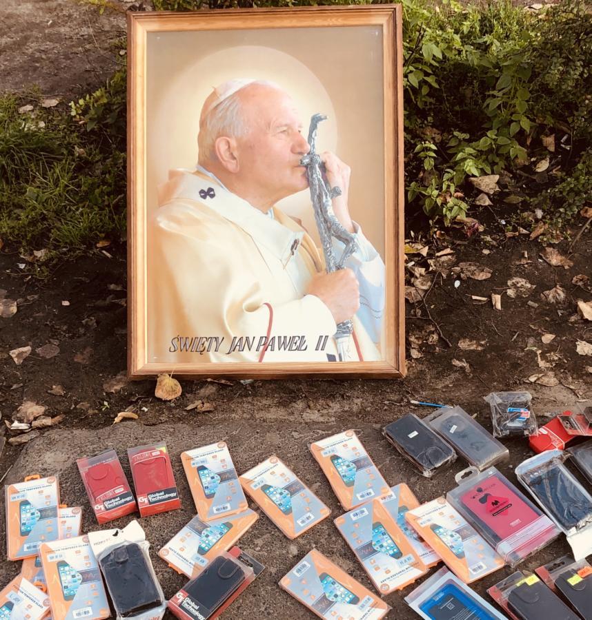 Jan Paweł II dewocjonalia