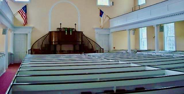 UCC First Congregational
