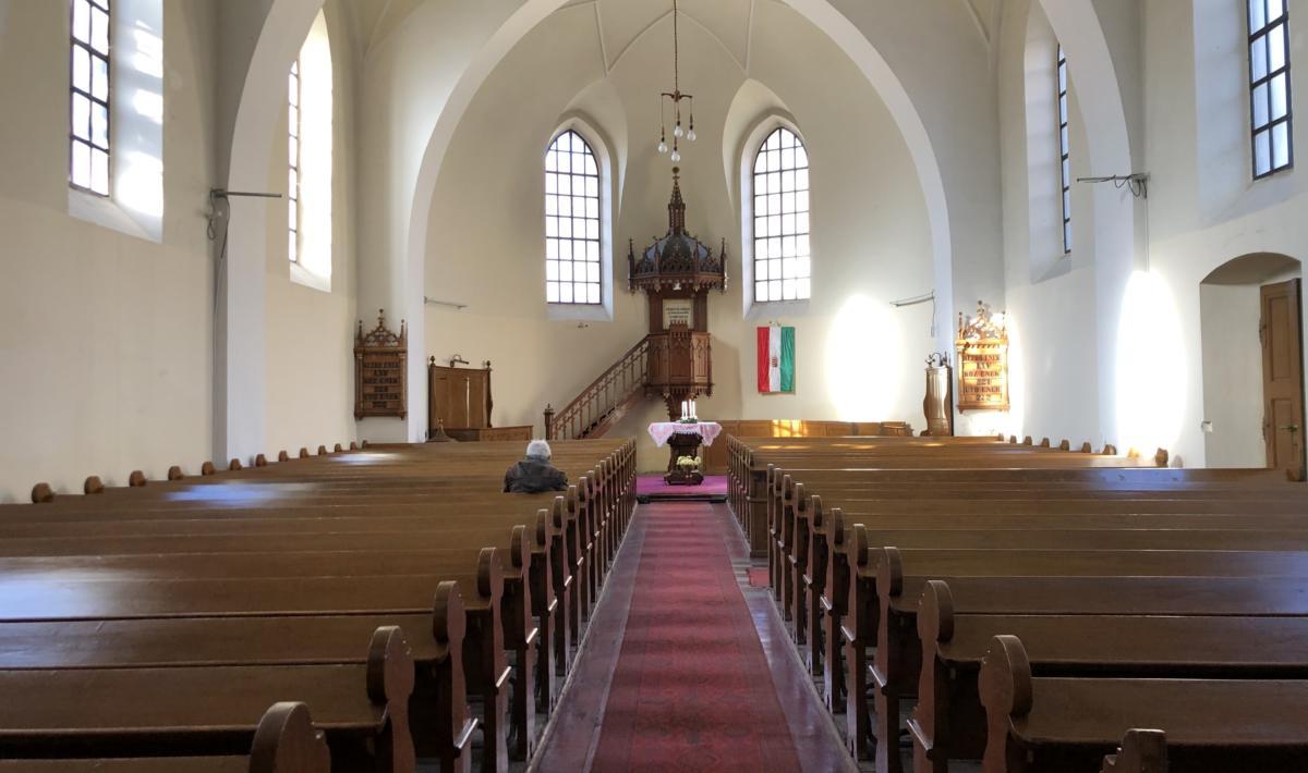 węgierski kościół reformowany w Nowym Sadzie (Serbia)