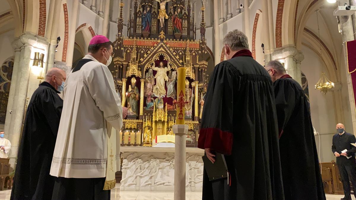 Centralne Nabożeństwo Ekumeniczne 2021 - Archikatedra Łódzka