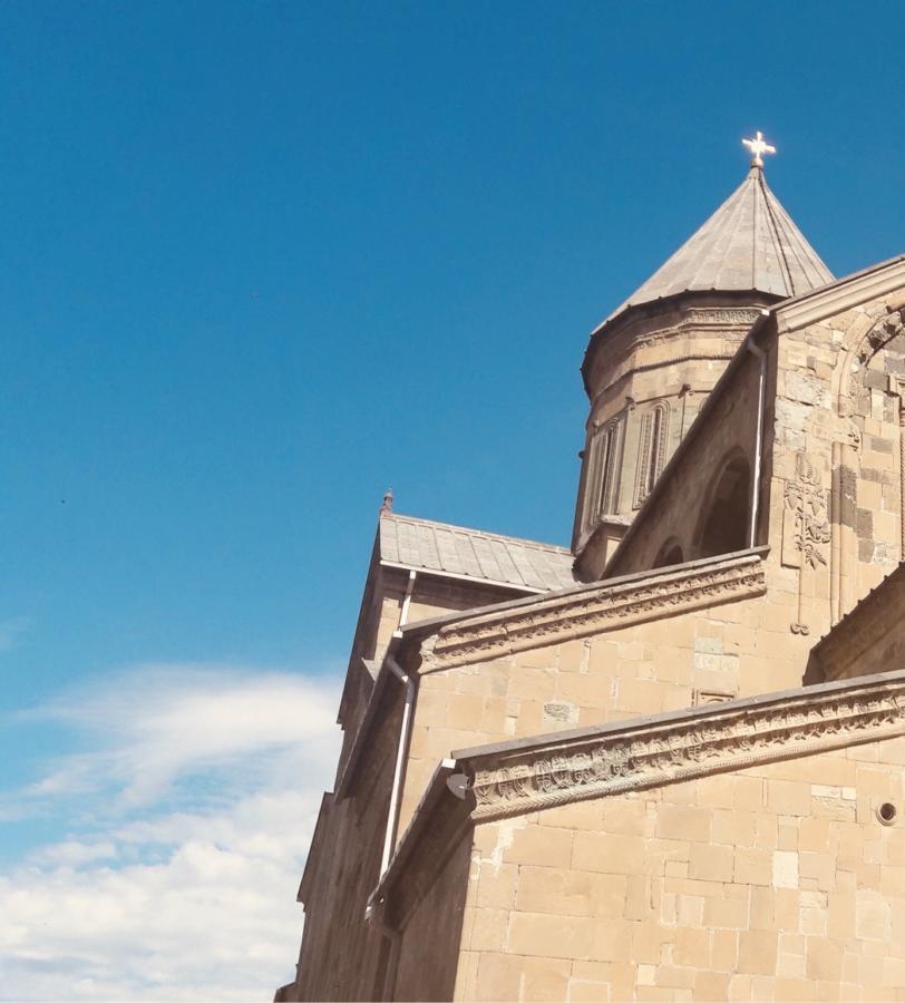 gruzińska cerkiew